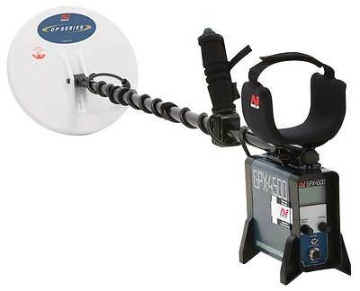 New Minelab GPX 4500 Pi Metal Detector Gold all metal detector