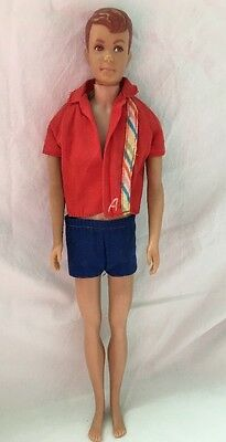 Vintage Straight Leg ALLAN Ken Friend Doll With Tagged Outfit