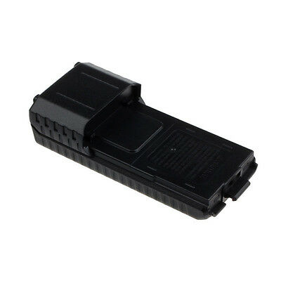 Baofeng Pofung UV5R Plus UV5RB as BL-5L Extended 6X AA Battery Case Pack Shell