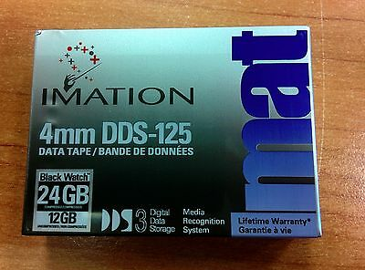IMATION DDS-3 // 4mm DDS-125 // 12/24GB
