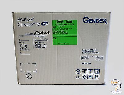 Brand New Gendex Acucam IV Intraoral Camera System - 1 Year Service Warranty