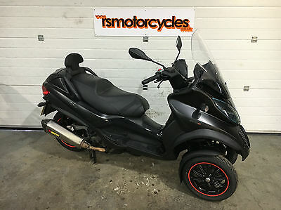 Piaggio MP3 500 SPORT TOURING LT ABS 2014 (63) DAMAGED REPAIRABLE