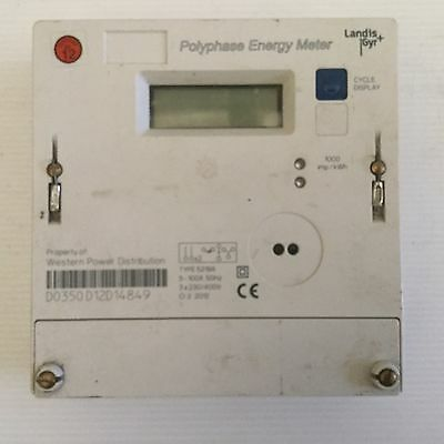 Polyphase Energy Meter