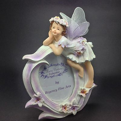 Regency Fine Art Photo Frame Fairy Fantasy Collection.R39734 New In Box Kitsch
