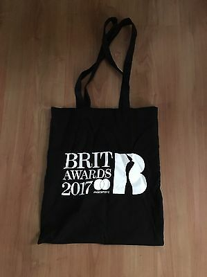 Brit Awards 2017 Canvas Bag
