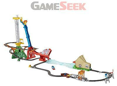 Thomas And Friends Trackmaster Motorized - Sky-High Bridge Jump (Dfm54) - Toys