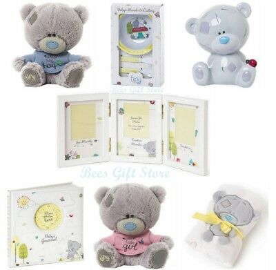 ME TO YOU Tiny Tatty Teddy NEW BORN BABY Keepsake GIFT Shower Ideas For Girl BOY
