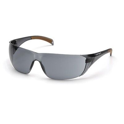 Carhartt Safety Glasses - Grey Anti-fog Lens / Temples - CH120ST