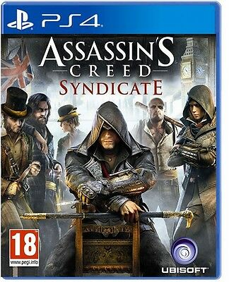 Assassin's Creed Syndicate Ps4 Italiano Playstation 4 Nuovo