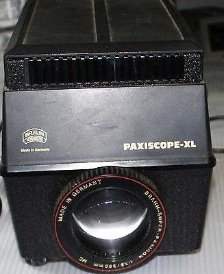 BRAUN Paxiscope XL Episcope Enlarger Projector