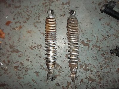 Kymco people S 125 Pair Of Rear Shocks 2009