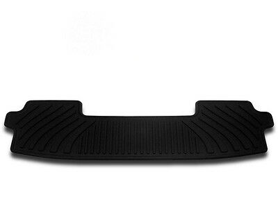2008-2013 Toyota Highlander 3rd All Weather Rubber Floor Mat (SINGLE)