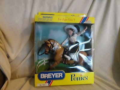 Vintage Breyer Ponies (Horse And Rider) No. 7012 Never Out Of Box