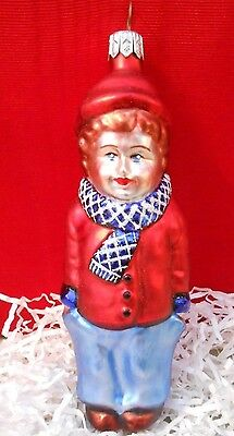 Patricia Breen Christmas Ornament 9506 Henry The Victorian Boy 1995