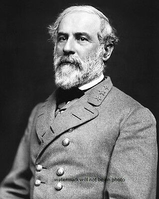 "Confederate General Robert E. Edward Lee 8""x 10"" Civil War Photo Picture #29"