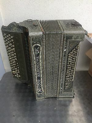 accordeon ancien coop armoniche Recanati Italia
