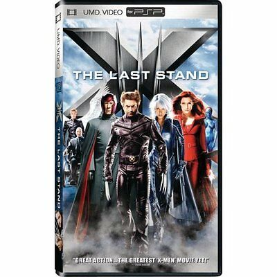X-Men The Last Stand UMD For PSP 7E