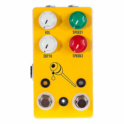 JHS Pedals Honey Comb Deluxe Dual Speed Tremolo Pedal