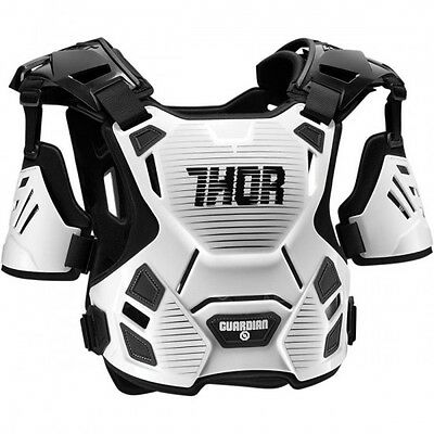 Youth guardian roost deflector white/black small/medium - 270... - Thor 27010799