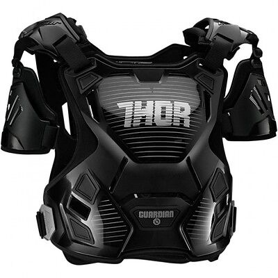 Women guardian roost deflector black/silver one size - 2701-0797 - Thor 27010797