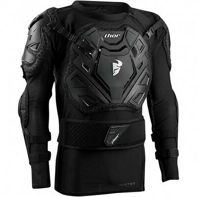 Sentry xp off road guard black large/x-large - 2701-0738 - Thor 27010738