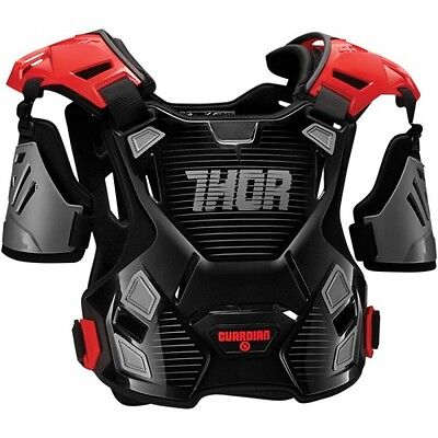 Youth guardian roost deflector black/red 2x-small/x-small - 2... - Thor 27010802