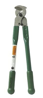 """Greenlee 718 Heavy Duty Cable Cutter, 18"""""""
