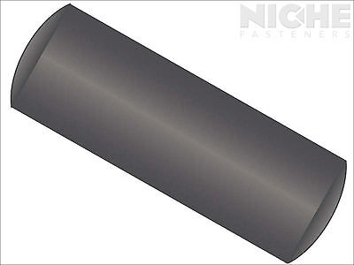 Dowel Pin Unhardened M2 x 8 Carbon Steel DIN 7 (1000 Pieces)