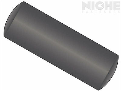 Dowel Pin Unhardened M10 x 16 Carbon Steel DIN 7 (75 Pieces)
