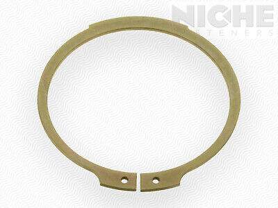 Snap Retaining Ring External 4-1/2 Spring Steel ZY (3 Pieces)