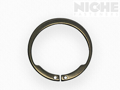 Snap Retaining Ring Inverted External 1.772 Stainless Steel (3 Pieces)