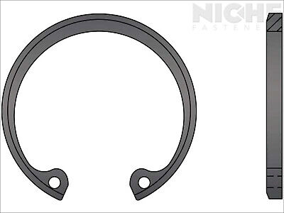 Housing Retaining Ring Beveled Internal 4-1/2 Steel PH (4 Pieces)