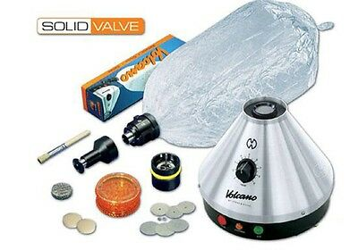 Classic Volcano w Solid Valve by Storz & Bickel