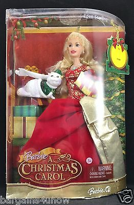 Barbie In A Christmas Carol Eden Starling Nrfb