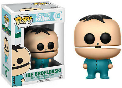 South Park - Ike Broflovski - Funko Pop! Television: (2017, Toy NEU)