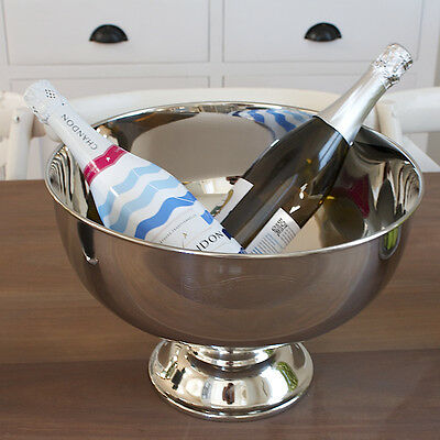 French Style Engraved Champagne Bucket