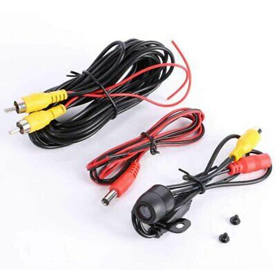 170° CCD Night Vision Car Rear Back View Reverse Backup Front Parking Camera