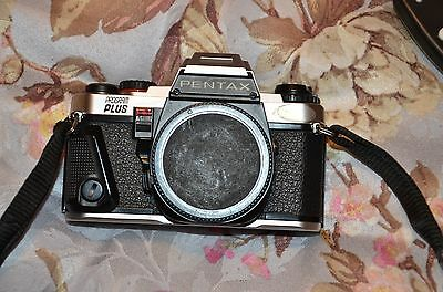Pentax Program Plus 35mm SLR Film Camera Body Only