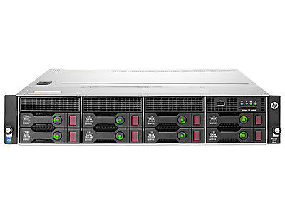 P8Y70A - HP PROLIANT DL80 Gen9 E5-2603V3 1.6GHz 8GB 0HDD G200eH2