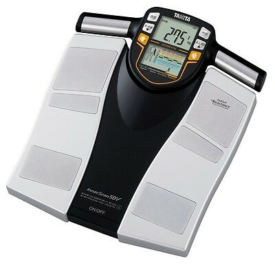 TANITA Inner Scan body composition monitor weight scale BC-622-BK EMS + Tracking