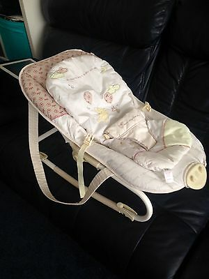 Mothercare Baby Bouncer/seat/chair/rocker