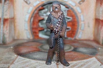 Chewbacca Battle Of Carkoon Star Wars The Saga Collection 2006