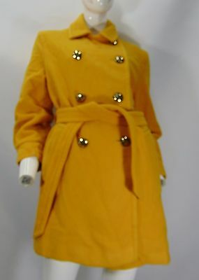 MOSCHINO CHEAP AND CHIC Trench Giubbino Jacket Cappotto Tg 44 Donna Woman G13