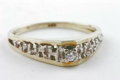 Brillant Diamant Ring in aus 585 er 14kt Gelbgold mti Brilliant Solitär -