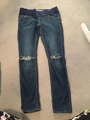 Topshop Maternity Leigh Jeans