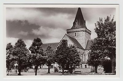 POSTCARD - Dornoch Cathedral, Sutherland, Scotland, real photo RP