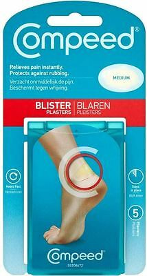 Compeed Blister Plasters | Pressure & Pain Relief | Moisture Absorbing Cushion
