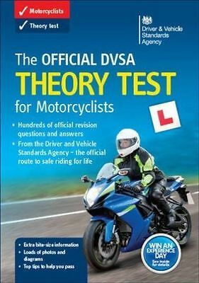 The Official DVSA DSA Theory Test for Motorcyclists 2016 Book