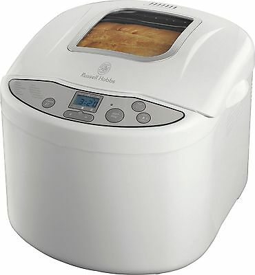 Russell Hobbs 18036 Breadmaker with Fast Bake Function White