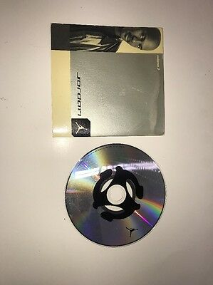 Basketball MICHAEL JORDAN  promo cd shoes 17  volume 2